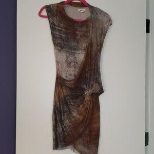 Unbelievably sexy Helmut Lang P dress